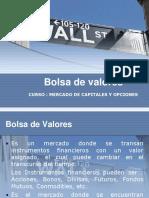 Tema 4 - Bolsa de Valores