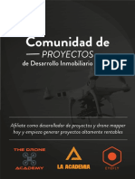 Program DroneMapper Eyefly