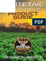Whitetail Institute Product Guide