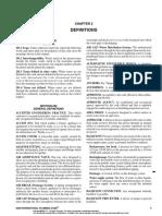 Definiciones Diseños redes hidráulicas