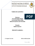 Proyecto Cadena u2