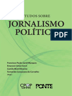 Estudos Sobre Jornalismo Político - E-book Completo