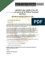 4. Decreto Legislativo Nº 1186