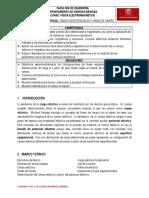 Practica 4. Virtual Líneas de Campo y Superficies Equipotenciales Usco I-2018