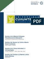 Carlos Alberto Stuart Contreras_Actividad 3.1 Antropologías