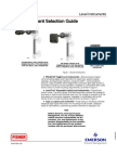 Emerson Sensores de Nivel