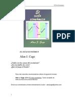 El Ciclo Economico Alan J Cage
