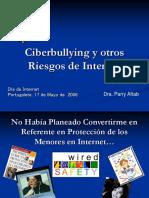 Parry_Ciberbullying_otros_riesgos.ppt