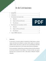 Protocolo de Lixiviaciones