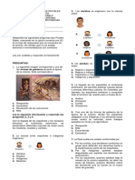 Evaluacion de Ciencias Sociales