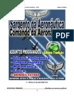 3 - Módulo - Matemática - Sargento Da Aeronáutica Cfs
