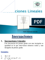 INECUACIONES IV° MEDIO - 2.ppt