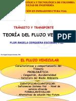 2. Teoría Del Flujo Vehicular_Modelos - Análisis