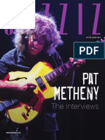 Metheny Interviews