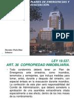 Planes de Emergencia en Edificios y Condominios 2004