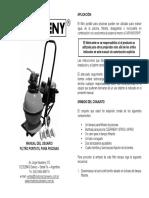 Manual Filtro Piscina