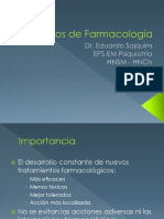 Principios de Farmacología