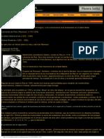 Fibonacci y Luca Pacioli Matematicos de La Edad Media