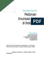 1. Buku Pedoman Imunisasi Edisi 4, Editing 15 Feb, 2011