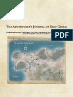 Resu - Adventurers Journal - 03-05-901DR