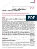 Individualised Perioperative Open-lung Approach Versus Standard Protective Ventilation in Abdominal Surgery (IPROVE). a Randomised Controlled Trial