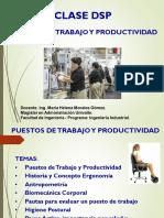 Ergonomia - Importancia en La Productividad