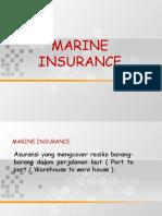 Asuransi Laut 1