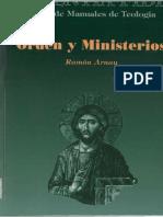 11 Arnau, Ramon - Orden y ministerios.pdf