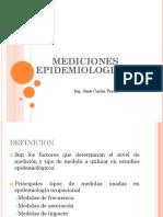 mediciones epimidiolgicas