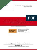 1. La Investigación Sobre Enseñanza de Las Ciencias - Duit