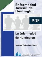 9 Enfermedad Juvenil de Huntington