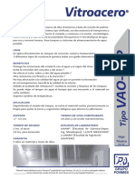 Ficha Tecnica Vao-2cp