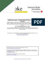 ASA Ischemic Nursing Guideline 2009