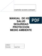 Manual de de Seguridad Indice Ed 3