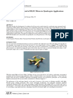 Robust Nonlinear Control of BLDC Motor in Quadcopter Applications_ELLIOTT16