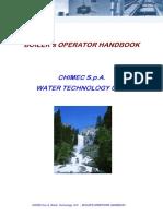 Boiler Operator Handbook(CHEMIC)