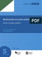 Realización en Artes Audiovisuales