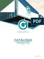 Catalogo Globalflex Digital 2017