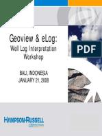 1.Geoview_eLog
