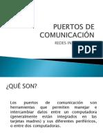 1.2 Puertos Comunicacion