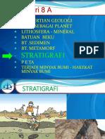 GD 8A Stratigrafi