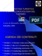 Corso Base Di Marketing Turistico