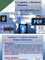 Maestria de Logistica y Recursos Humanos -Logistica i