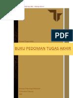 [4] Buku Panduan TA Teknologi Informasi Revisi 8
