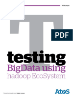 Atos Testing Big Data Using Hadoop Eco System Whitepaper
