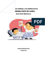 Cover Nursing Staff by Laws