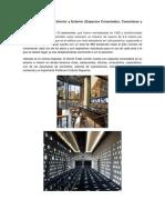 Análisis Del Espacio Interior y Exterior Espacios Conectados Conectores y Complementarios