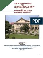 UPNEDA Proposal High Court Allahabad