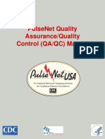 PulseNet QAQC Manual