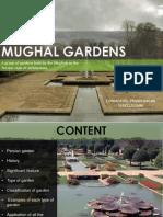 Mugal Garden- Pradeepa.t.V.